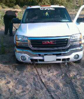 winch out service